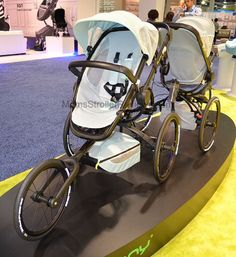 Gb Maris Is A New Full Size Reversible Seat Stroller That