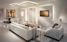 Decoração de Interiores Modernos