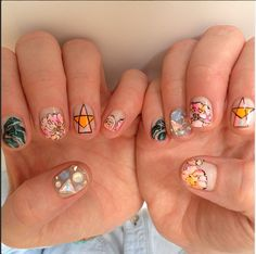 nails can be fun, but this defies the law of adorableness
