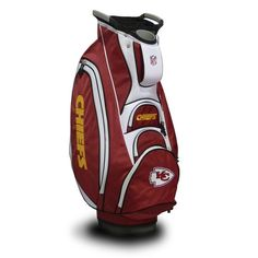 Kansas City Chiefs Victory Cart Golf Bag Z157-3755631473