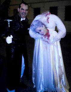 Disfraz de María Antoñeta y un angel caído, moderno!!