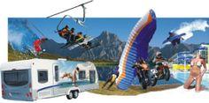 Bludenz, Camping Seeberger, Vorarlberg, 34,-euro