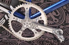 panto crank #fixie #bike #fixed gear