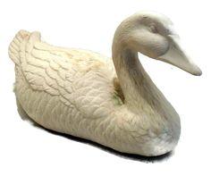 http://www.bonanza.com/listings/Vintage-Bisque-Unpainted-Swan-Figurine/443557016