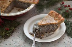 Christmas Tourtiere - delicious traditional French Canadian meat pie