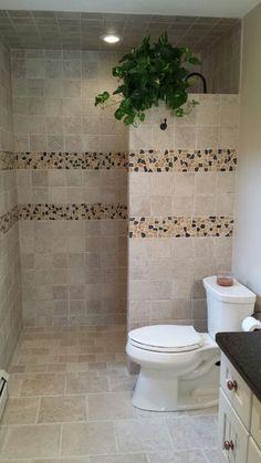 Custom Tile Shower | Nazareth PA | Jay Miller General Contractors | http://jaymillergc.com