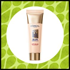 Makeup is a great tool for covering and concealing problem areas on your face, but it's even better when it can actually solve your skin care problems. We'll tell you about makeup that not only hides your skincare problems, but helps get rid of them, like this L'Oreal Paris Visible Lift Blur Concealer. Looks like it might work!