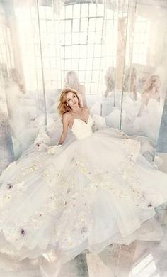 Hayley Paige Paige 6601 wedding dress currently for sale at 23% off retail.
