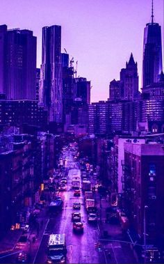 Violet Aesthetic, Dark Purple Aesthetic, Lavender Aesthetic, City Aesthetic, Aesthetic Colors, Aesthetic Collage, Aesthetic Pictures, Iphone Wallpaper Tumblr Aesthetic, Aesthetic Backgrounds