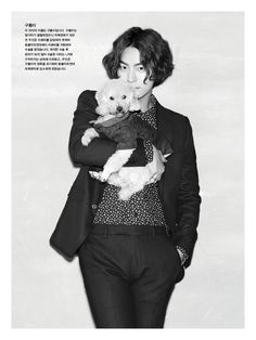 Hong Jong Hyun - Oh Boy! Magazine Vol.43