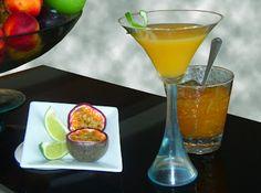 1 1/2 Oz Patròn Reposado Tequila  3/4 Oz Fresh Lime Juice  3/4 Oz Cointreau  2 Teaspoons Bitter Orange marmalade with peels  Juice of one Passion Fruit