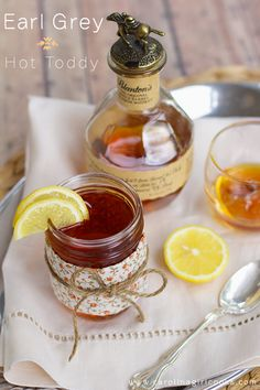 Earl Grey Hot Toddy Pinned Via: Carolina Girl Cooks http://www.carolinagirlcooks.com/earl-grey-hot-toddy/