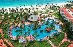 Barcelo Punta Cana resort, Dominican Republic #pool #beach #vacation