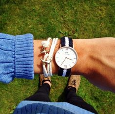 Find your favorites at www.danielwellington.com! #danielwellington #watch #preppy #prepster