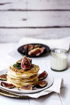Pancakes + Figs | Sorted