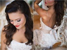 LE MAGNIFIQUE BLOG : Alice Padrul Bridal Shoot by Codrean Photography & Films