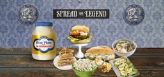 Home – Blue Plate Mayonnaise – The Legendary Spread of the South