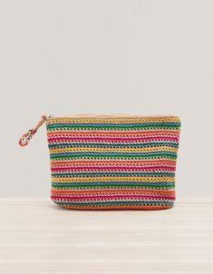 Neceser crochet OYSHO