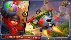 Fieldrunners 2 este disponibil la PRET REDUS in App Store Romania (Video)