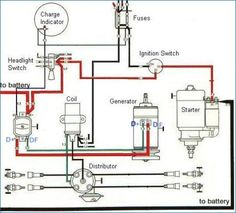 1979 FJ40 Wiring diagram | Toyota Landcruiser FJ40 ...