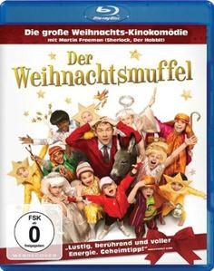 Der Weihnachtsmuffel [Blu-ray]