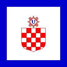 Independent State of Croatia (1941-1945) - Rank Flags (Part 1)