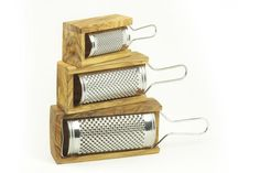 Olive Wood Cheese Grater-rare to find a useful kitchen tool that looks great too, this is it!