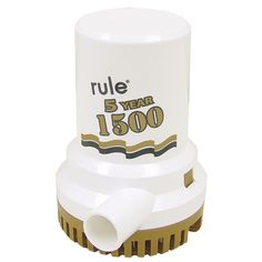 Rule 2000 gph gold series bilge pump products rule 1500 gph gold series bilge pump publicscrutiny Image collections