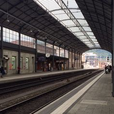 Train station, Olten, Switzerland. Swiss Railways, Train Stations, Wonders Of The World, Switzerland, Identity, Louvre, Places, Photos, Travel
