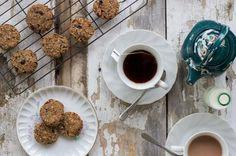 Choc chip quinoa & papaya cookies (dairy- and gluten-free)