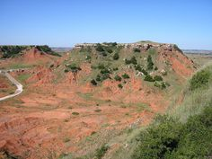 Gloss Mountain State Park - Wikipedia
