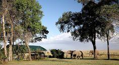 Governors Camp, Quênia