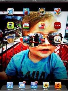 12 Great iPad/iPhone Apps for Little Ones!