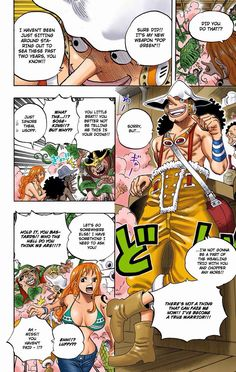 One Piece - Digital Colored Comics Chapter 598 0ne Piece, Manga Pages, Close My Eyes, One Piece Manga, Awesome Anime, In This Moment, Comics, Straw Hats, Digital