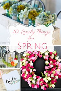 10 Lovely Things for