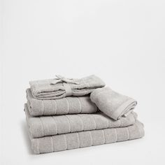 COTTON JACQUARD TOWEL - Towels - Bathroom | Zara Home United States