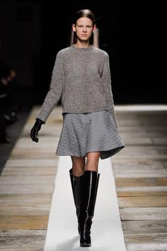 Theyskens' Theory Fall 2013 Ready-to-Wear Collection Slideshow on Style.com
