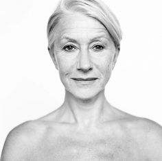 gorgeous, Helecn Mirren.  pray to look like this when im her age