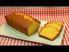 Receta fácil de pan de calabacín sin amasado - YouTube