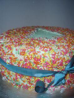 xmas cake decorated with sugar coated fennel seeds Fennel Seeds, Cake Decorating, Xmas, Sugar, Cakes, Cake Makers, Christmas, Kuchen, Navidad