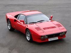 1985 FERRARI 288 GTO 1 Owner Rosso Corsa with Black Leather