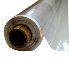 Vinyl-It 4-1/2 ft. x 75 ft. Clear 8 mil Plastic Sheeting-10008 - The Home Depot