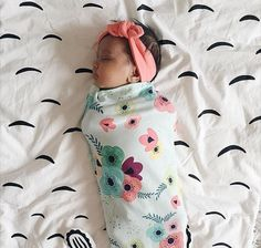 Swaddle Sack, Swaddle, Cocoon, Sleep Sack, Swaddle, Newborn, Blanket, Headband, Top Knot
