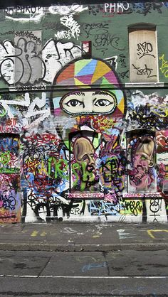 Streets Of Dublin - Street Art