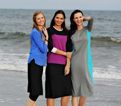 great styles of modest swimwear for every woman to look and feel their best
