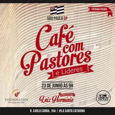 Café com Pastores e Líderes