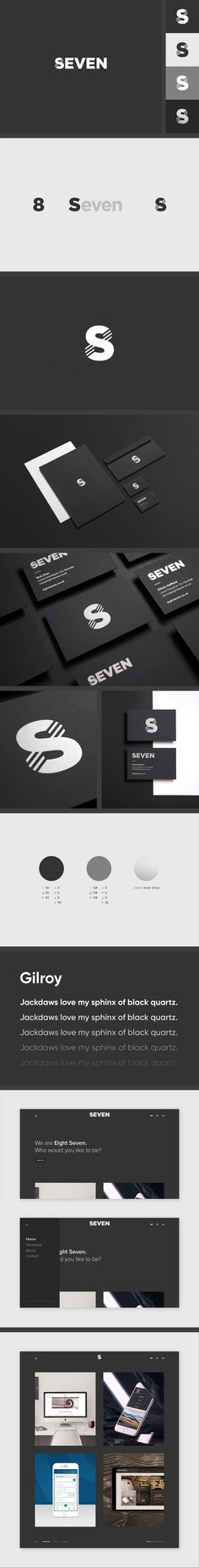 Eight Seven is a design development collective formed in 2015. Specialising in branding and web design, we developed an identity for ourselves which would symbolise consistency and creativity - Eight Seven Creative - eightseven.co.uk