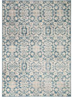 Teppich Alaya Blau 160x230 cm