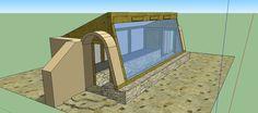 earth sheltered greenhouse home | earthbag greenhouse » earthbag greenhouse