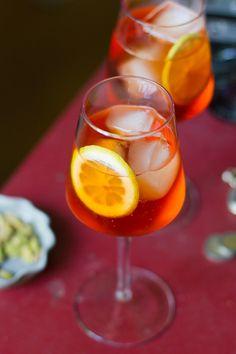 Spritz de aperol | 28 tragos sensacionales para beber durante el día